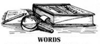 Word Books and Dictionaries
