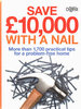 SAVE £10,000 WITH A NAIL: More Than 1,700 Practical Tips