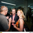 Party at Strand Bookstore with Tim Finch and Martyn Daniels (and Annie) / {Location}: Book Expo New York 2007\\n\\n22/05/2012 13:49